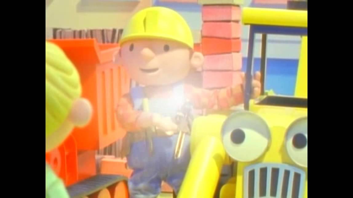 Byggare Bob Nya Vs Gamla