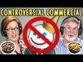 "ELDERS REACT TO CONTROVERSIAL JACK IN THE BOX AD (""Balls"" Commercial?)"