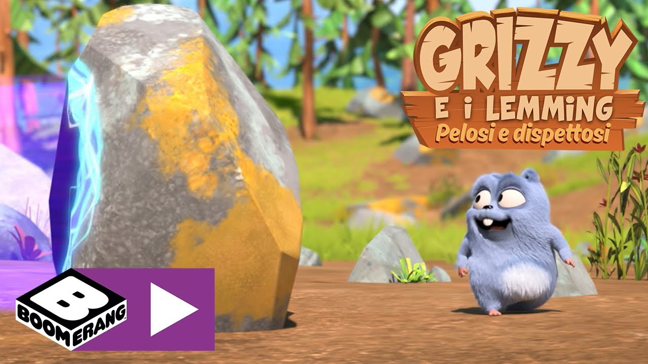 Download Oltre i muri   Grizzy e i Lemming   Boomerang 🇮🇹