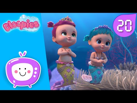 🌈-full-episodes-🌈-bloopies-🧜♂️💦-shellies-🧜♀️💎-cartoons-for-kids-in-english