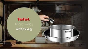 테팔 매직 핸즈 냄비, 후라이팬 언박싱 | Tefal Magic Hands Unboxing