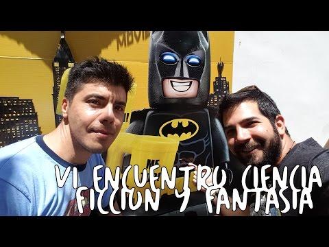 Panoramas - VI Encuentro Ciencia Ficción y Fantasía