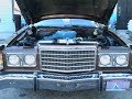 1975 Ford LTD Two Door Pillared Hardtop Ginger OT 020715