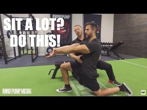 ELDOA Exercises to Increase Flexibility, Improve Posture & Relieve Pain (Video 2 of 9)