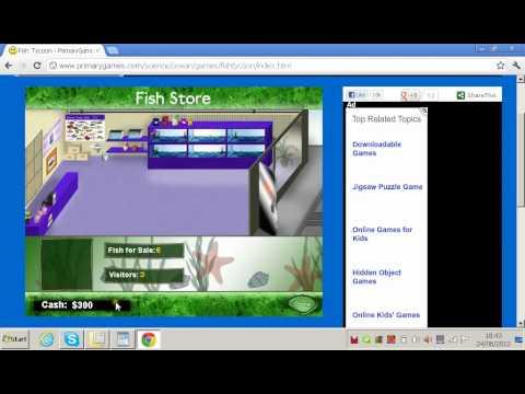 Fish Tycoon Cheats
