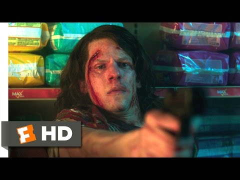 American Ultra (9/10) Movie CLIP - Not So Different (2015) H