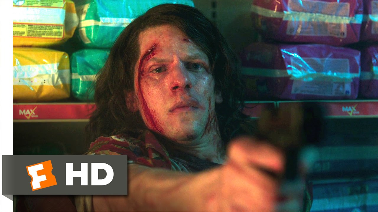 Download American Ultra (9/10) Movie CLIP - Not So Different (2015) HD