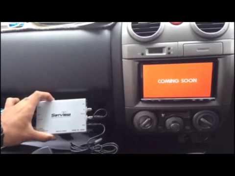 ทีวีดิจิตอลติดรถยนต์ SATVIEW DVB–T2 2204 ราคา 5,500 บาท BY. Pone Phitsanulok