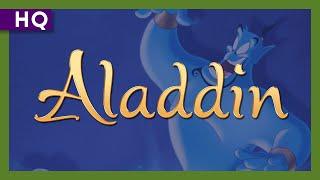 Aladdin (1992) Trailer