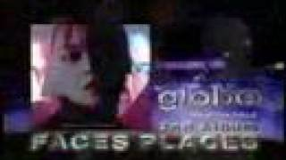 globe 「FACES PLACES」2 15秒ver, CM