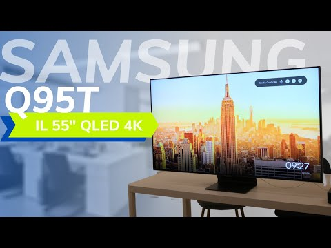 """Samsung Q95T 55"""" (Tv Qled 4K 2020): la recensione approfondita di iGizmo.it"""