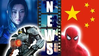 Jing Tian cast in Pacific Rim 2, Sony partners with Wanda for Spider-Man Homecoming