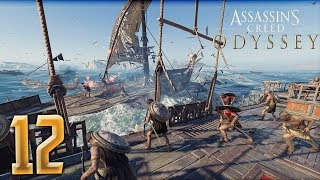[12] Sokrates Quests & Naval Fights - Assassin