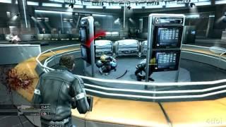Random Play Of Mindjack On Xbox 360