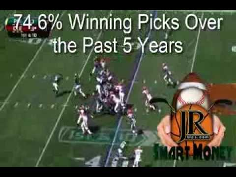 JR Tips Smart Money - Denver Broncos vs St. Louis Rams Preseason Pick
