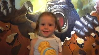Самый лучший парк развлечений Восковых фигур и Музей иллюзий / СУПЕР аттракционы для детей