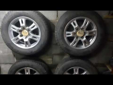 Правильное хранение колёс в гараже