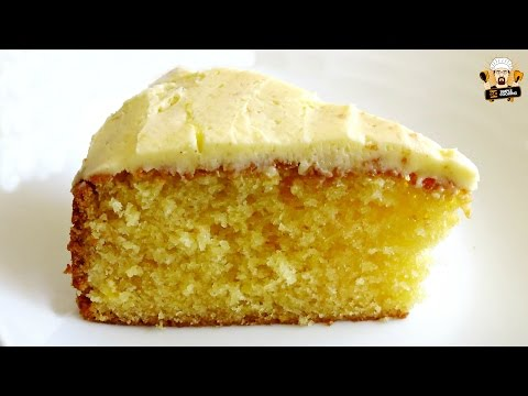Easy moist lemon cake recipe uk