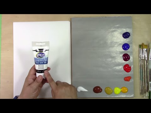 Product Review of DecoArt Americana Premium Acrylics