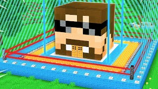 Never Break Into SSundee's Impossible Minecraft House!