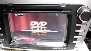 видео DVM-6500 и DVM-6500G для MAZDA 6