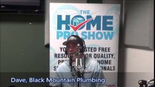 Black Mountain Plumbing Explains Important Water Heater Regulations On The Approved Home Pro Show