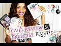 Fitness & Exercise DVD Review + Rant!