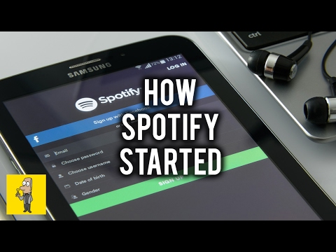 How Spotify Started