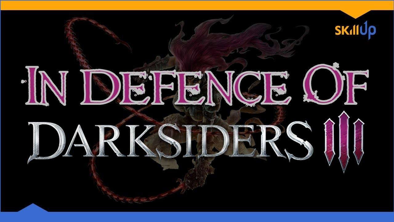 Darksiders 3 - A Brief análisis (2018) [Juego de PC ultra amplio] + vídeo