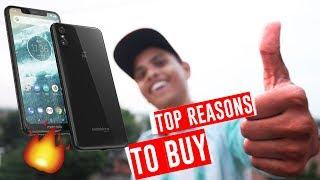 Motorola One Power Top Reasons To Buy | Motorola One Power Top Features | (5,000 mAh, SD 636) | Mr.V