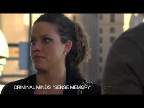 Roberta Valderrama on Criminal Minds