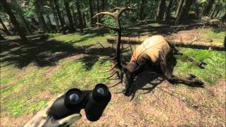 the Hunter 2012 Monster Elk Bull PC HD