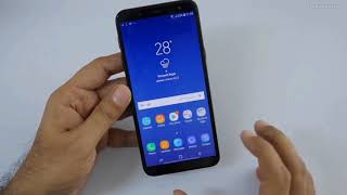 New samsung galaxy j6-(infinity) unboxing all spaction 2018