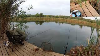 Крайняя рыбалка на карпа,Осень