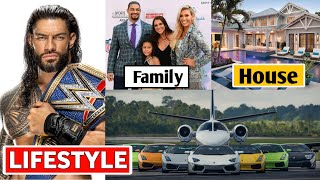 Roman Reigns Lifestyle 2021, Income, House, Cars, Wife, Daughter, Biography, Net Worth & Family