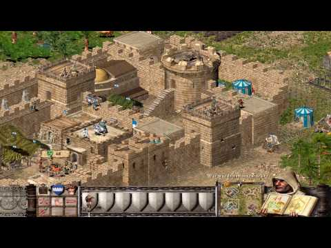Das Reich greift an! #2 - Stronghold Crusader | Let's Play (German)