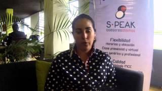Entrevista con Melissa Labougle, Gerente academica, S-Peak | Buenas prácticas de RSE