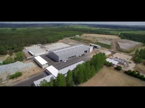 Mechanical-biological treatment plant Lulkowo