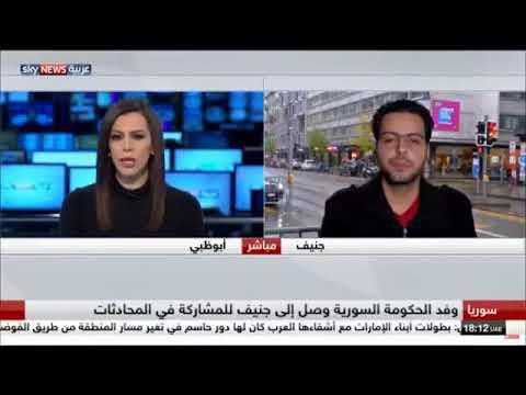 لقاء مهند دليقان على قناة سكاي نيوز عربية 29/11/2017  - 16:22-2017 / 11 / 29