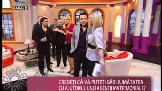 Repeat youtube video Maria Andreea @ Draga mea prietena (Kanal D)