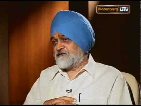 Teaser of Montek Singh Ahluwalia interview on rates, inflation and the  mystery of his blue turban
