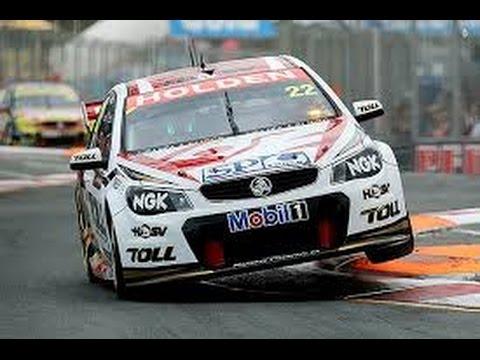 V8 Supercars Flashback   James Courtney breaks the steering arm (2013)