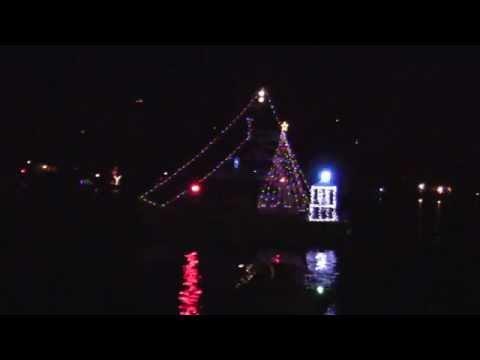 #2 Boat Parade Hamilton Bermuda December 10 2011