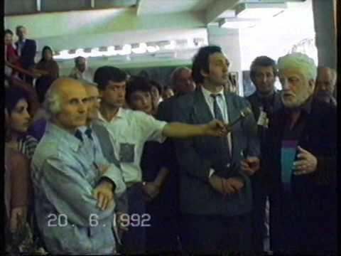 1992 Samvel Marutyan Vanadzor Solo exhibition