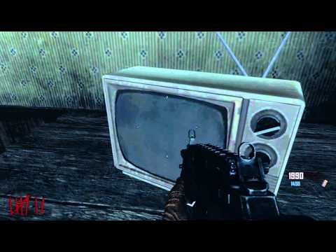Black Ops 2: Zombies - TranZit Television Easter Egg (Tutorial) - Secret Messages!