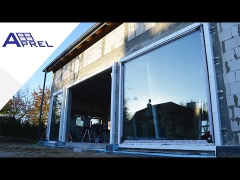 Montaż okien w warstwie ocieplenia. Ciepła Belka Montażowa Marbet CBM.