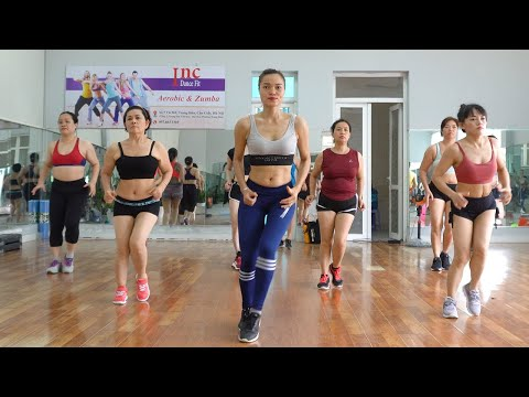 AEROBIC DANCE | How to Lost Belly Fat In 7 Days: No Strict Diet