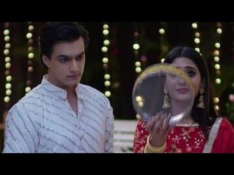 Aaja Re Aaja Chanda🌙||Naira💘Kartik💞Karwa Chauth😍||New Whatsapp Status Video For Karwa Chauth😍💞