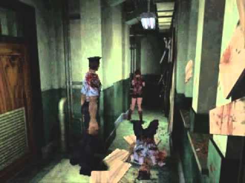 Resident Evil 2 Claire B Walkthrough Part 2 Lighter Youtube