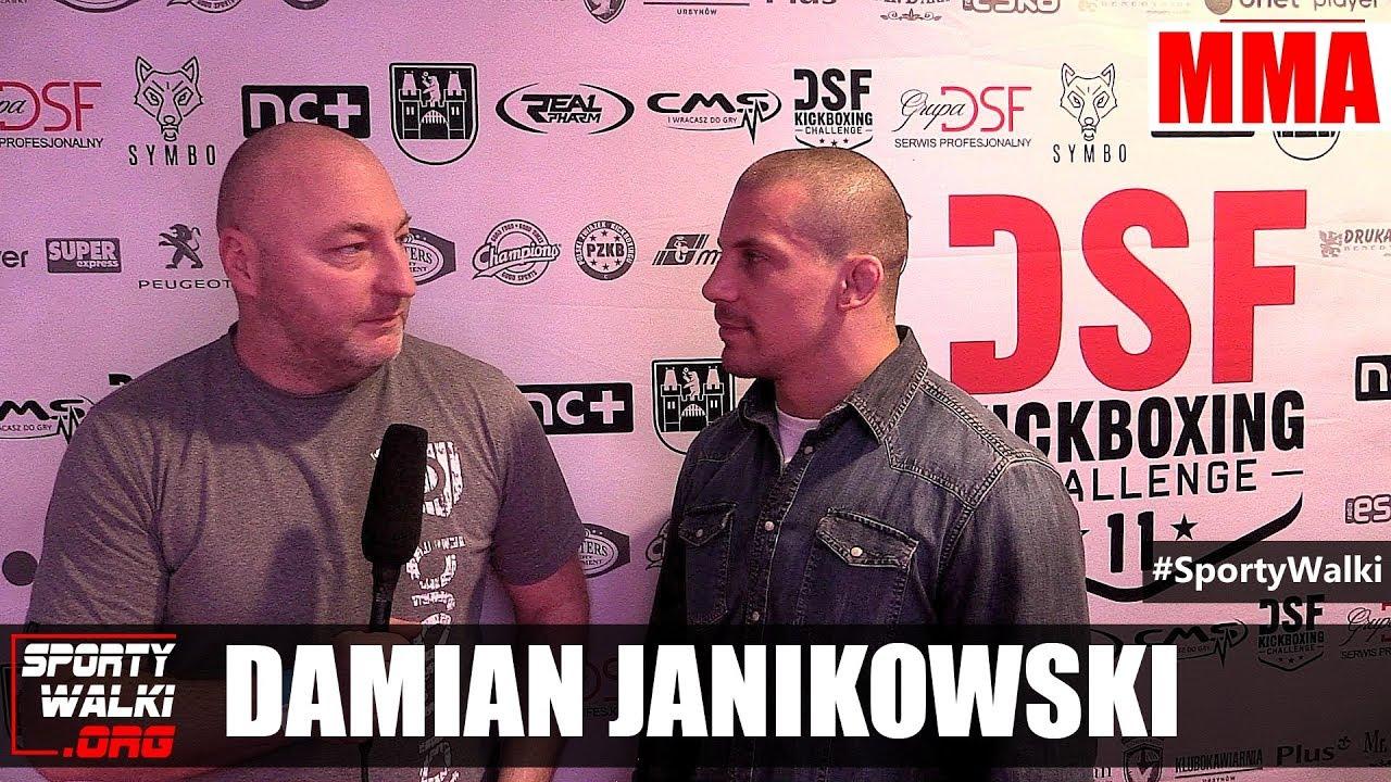 Damian Janikowski: Kibice i włodarze bardzo dużo ode mnie oczekują